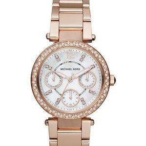 Michael Kors Rose Gold Watch MK 5616
